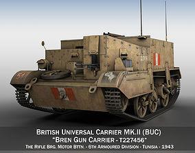 3D model Bren Gun Carrier - BUC - T227456