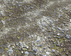 3D model Dirt Terrain PBR Pack 11