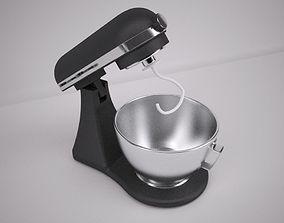 Kitchen Food Mixer 3D model