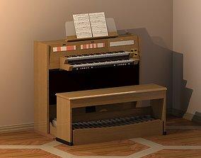 Electric Organ 3D