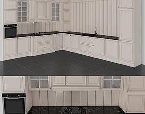 kitchen-set017 3D
