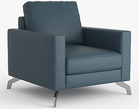 3D FLEXTEAM JamesB Armchair