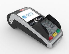 POS payment terminal Ingenico 3D