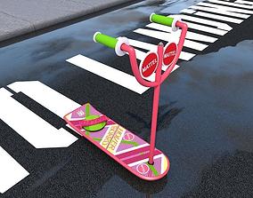 3D model Hoverboard