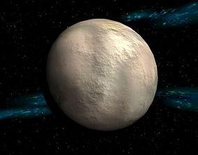 Planet Bratos 3D asset