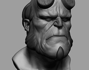 Hellboy v4 3D print model