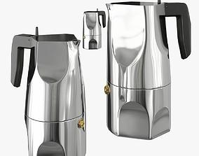 3D Espresso Coffe Maker