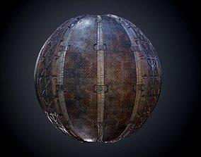 3D Sci-Fi Military Seamless PBR Texture 14
