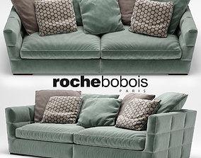 2 seater Avant sofa by Roche Bobois 3D model
