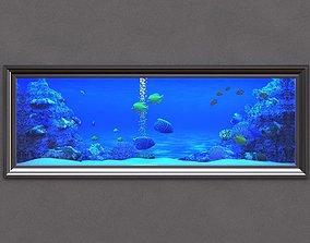 aquarium animals 3D