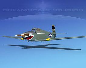 3D model Mooney M-18 Mite V14