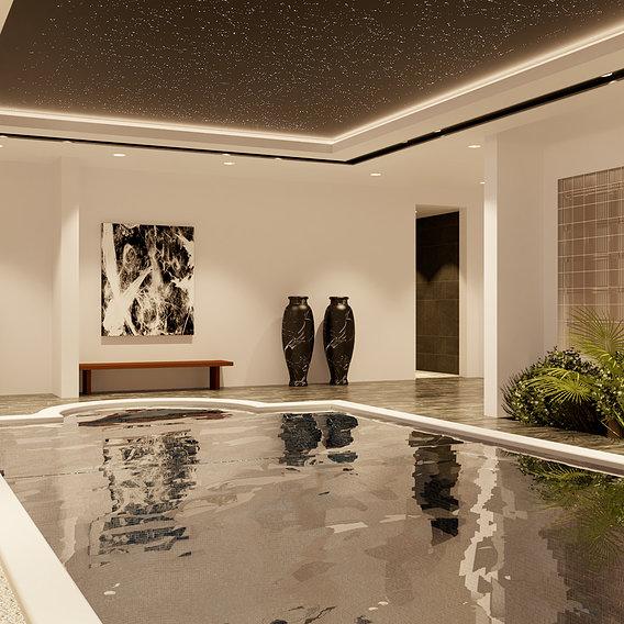Basement (Interior Design )