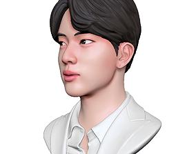 BTS Jin 3D print model