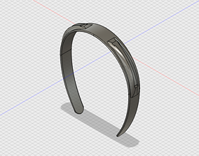 3D print model Headband for Slide On Mickey Mouse Ears- 3