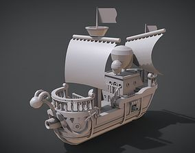 3D printable model Going Merry
