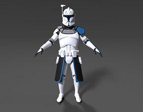 Captain Rex - Phase1 3D