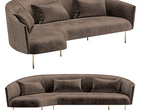 3D Roma sofa