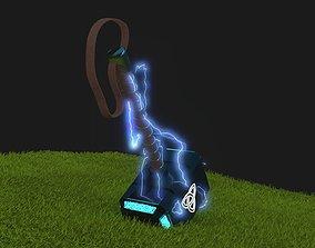 weapon 3D model Mjolnir