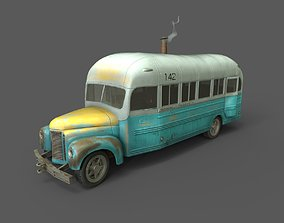 3D model The Magic Bus