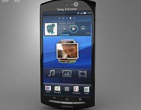 3D model Sony Xperia Neo V