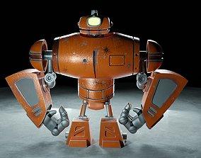 Robot Cyclop 3D model