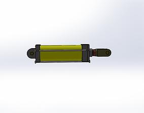 hydrolic cylender 3D model