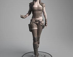 3D print model Lilith Borderlands STLs