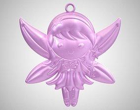 Fairy Necklace 3D printable model
