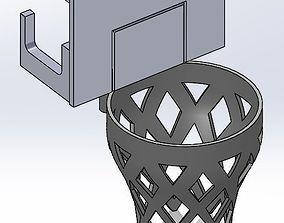 3D printable model Trashcan Basketball Net