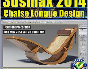 3ds max 2014 Chaise Longue v 28 Italiano cd
