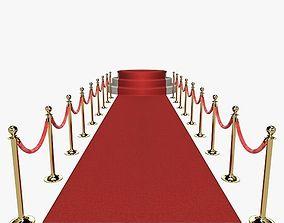 3D theatre Red Carpet