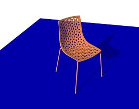 chair 3D model armchair