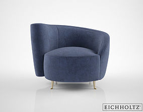 3D model Eichholtz Khan chair