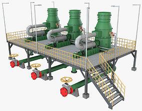 Industrial Part 2 3D model