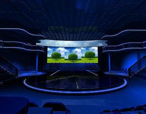 3D Tv Set 03