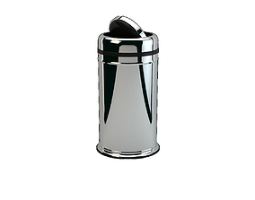 Trashcans Rotary Cover 20lt 3D model