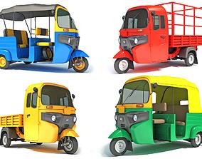 Auto Rickshaw Models Collection ricksha