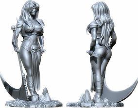 Sophitia 3D print model