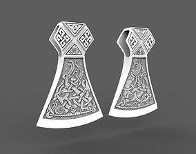 3D print model Slavic Axe