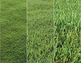 landscape 3D Lawn grass