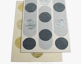 Puntino Rugs 228 3D