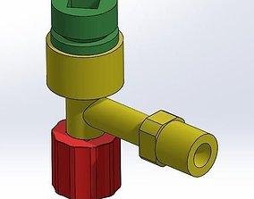 3D Auger valve