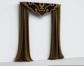 Curtains 3D