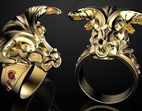 ring-bull new 3D print model