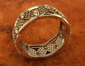 3D printable model Engagement Ring 20 sterling