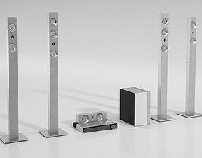 3D model stereo 73 am144