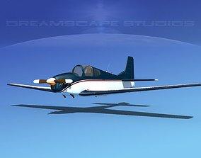 Johnston A-51A V13 3D