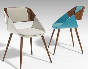3D Mirabell Accent Chair SANTORINI SAND