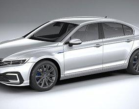 Volkswagen Passat GTE 2020 3D
