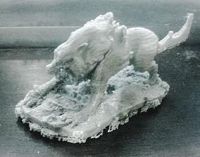Wolf Monster 3D printable model